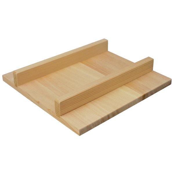 画像1: 玉子焼用木蓋(落し蓋) 21cm用 (1)